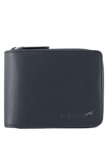 RAV Design black Leather Wallet RA113AC0SJ9DMY_1