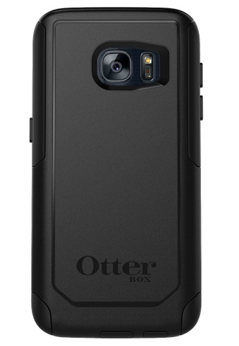 Otterbox black Galaxy S7 Commuter Series Case OT018AC22EYNHK_1