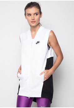 Nike Tech Fleece Cocoon Mesh Vest