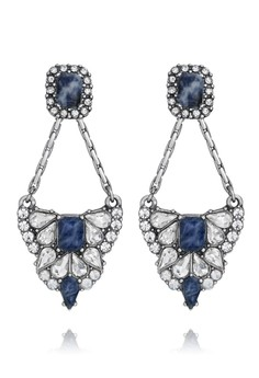 Chloe and Isabel Tangier Convertible Post Earrings