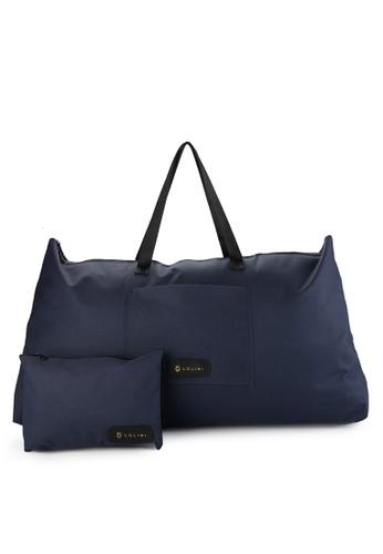 LOLINI navy Cabin Bag Nv 58C06AC265363CGS_1