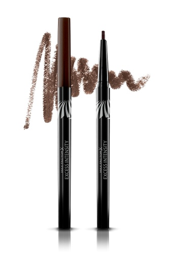 Max Factor brown Max Factor Excess Intensity Longwear Eyeliner Pencil, 06 Excessive Brown 99EF6BE953C700GS_1