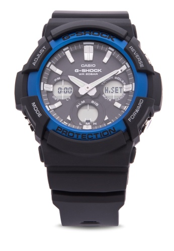 75556708599b Shop Casio G-Shock Digital Analog Gas-100B-1A2 Online on ZALORA ...