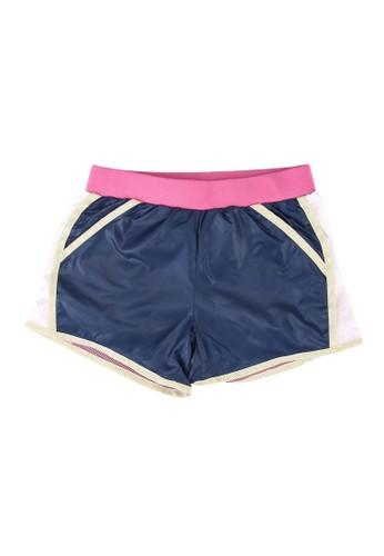 Guess blue Active Shorts 47F66KA6AA9154GS_1