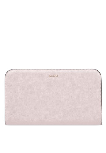 ALDO pink Lawin Wallet 0AE05ACB6C221AGS_1