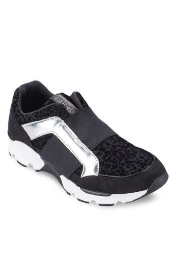 Padden 豹紋撞色運動esprit衣服目錄鞋, 女鞋, 鞋