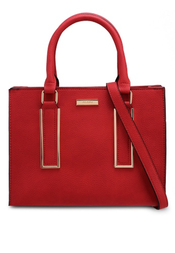 ALDO red Malgesso Top Handle Bag EE054AC6D581B0GS_1