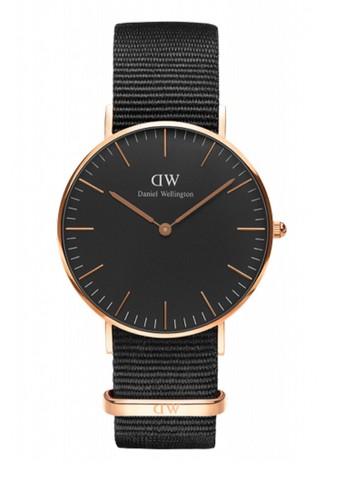 Cornwall 36mm 經典黑錶盤 NATesprit 門市O 手錶, 錶類, 飾品配件