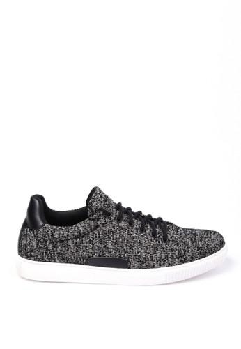 Kent & Crew multi and grey Canvas Sneakers KE584SH0U9CFID_1