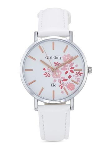 GO white Florale Watch D9105ACEE5D64BGS_1