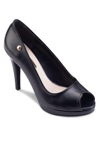 露趾厚底高跟esprit outlet 台灣鞋, 女鞋, 厚底高跟鞋