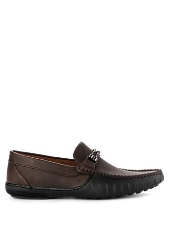 Rocklander brown Rocklander Shoes RO753SH0UU8KID_1