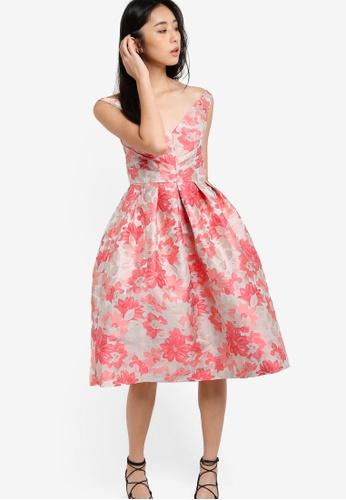 miss-selfridge-floral-evening-dress