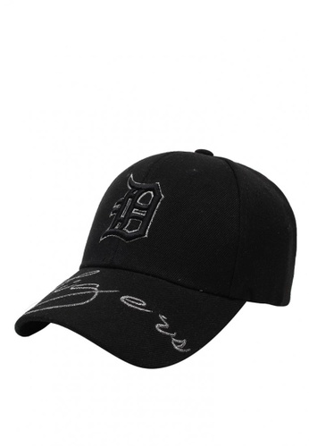 Cap City International black Detroit Tigers Unisex Hip Hop  Sports Cap CA260AC0JJYEPH_1