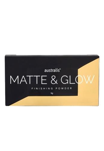 Australis Matte and Glow Finishing Powder 8AA1CBE049AFA1GS_1