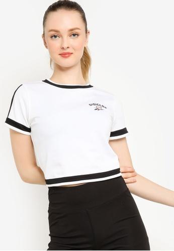 Reebok 白色 O!Oi Club 短袖T恤 B6CD2AAE6D38ECGS_1
