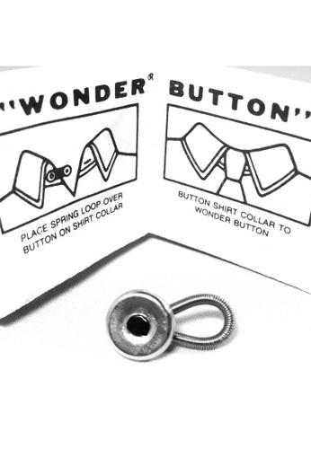 """Tieline silver Tieline Wonder Button """"Button Extender"""" TI886AC70UPDPH_1"""