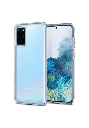 Spigen Spigen Crystal Hybrid Case for Samsung Galaxy S20 Plus - Clear 54471ESA6BEEF3GS_1
