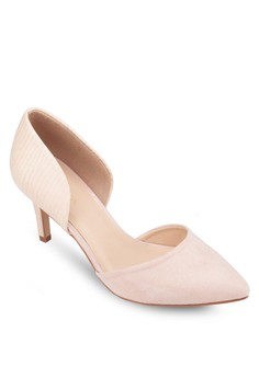 D'Orsay Heel Pumps