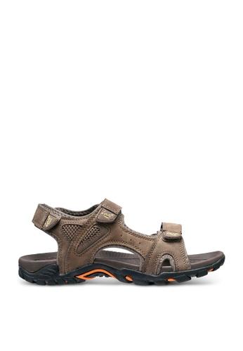 Louis Cuppers 綠色 Louis Cuppers Sandals & Flip Flops 1F60ASHF720EE7GS_1