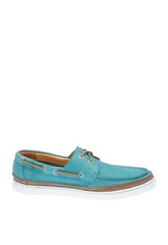 Mens Ryde Two Eye Boat Shoe
