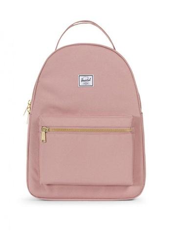 Herschel pink Nova Mid Backpack 8685CAC0DB1E06GS_1