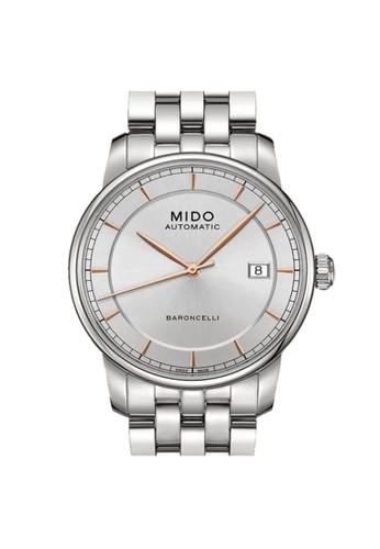 Mido silver MIDO - BARONCELLI - M8600.4.10.1 3EF06AC30D45D9GS_1