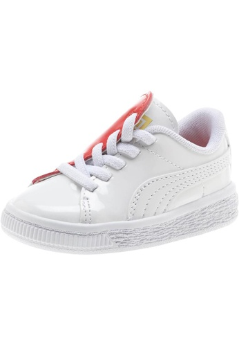 new arrival 88e8d b90e9 Basket Crush Patent AC Sneakers INF