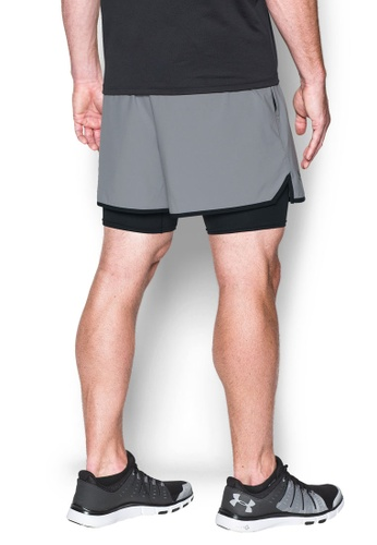 d21e8c432 Buy Under Armour UA Qualifier 2 in 1 Shorts Online on ZALORA Singapore