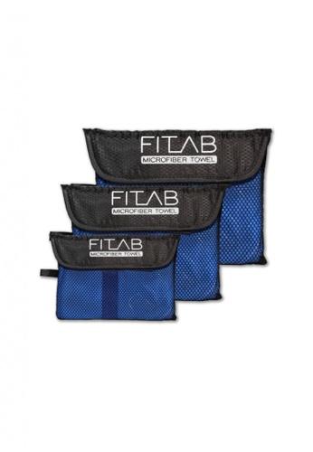 Fitlab blue Microfiber Towel Bundle 997B2HL71C8686GS_1