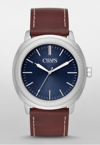 CHAPS Calhoun簡約計時腕錶 CHzalora 台灣P5047, 錶類, 休閒型
