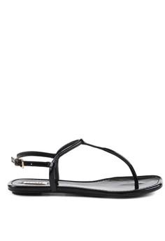 Schutz Brynn Flat Sandal Thong