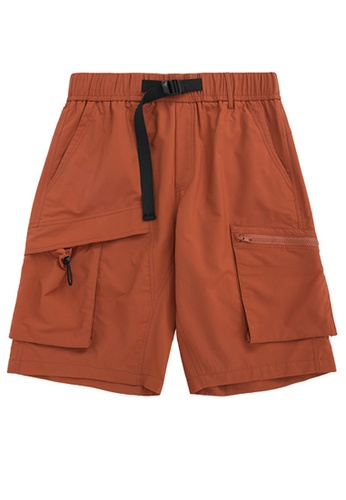 Twenty Eight Shoes Functional 3D Pocket Tooling Shorts 3005S20 CA7B5AA19D41D8GS_1