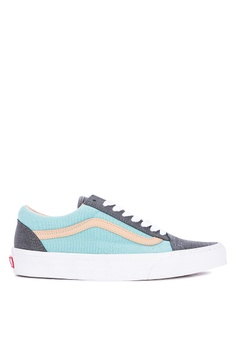 15% OFF VANS Textured Suede Old Skool Sneakers Php 4 1a8416a26