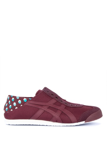 Onitsuka Tiger red Mexico 66 Paraty Sneakers 57CD4SH27A10D9GS_1