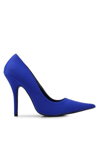 Public Desire blue Tease Stiletto Court Heels AF3A7SH51725C3GS_1