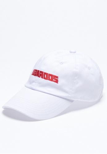 SUGAR005 white Sugar005 Logo Cap White F6CEDAC48CE07AGS_1