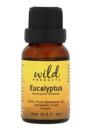 Wild Products Eucalyptus, Organic (Eucalyptus Globulus) - 15ml 27746BE73224C0GS_1