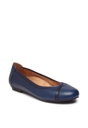 Vionic navy Womens Shoes Spark Caroll Ballet Flats F3242SH850DE2BGS_1
