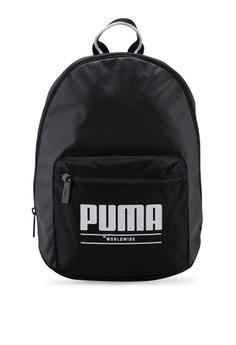 ee3e8808379318 PUMA black Women's Core Base Archive Backpack BC912ACE2D6CD5GS_1