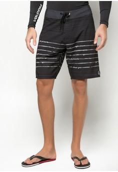 Wet Stripes Boardshorts