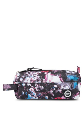Just Hype multi Docker Rose Pencil Case C81E7AC15CE916GS_1