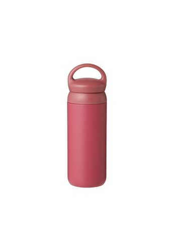 KINTO pink Kinto Insulated Day Off Tumbler Water Bottle 500ML Rose 05003AC868F8BBGS_1