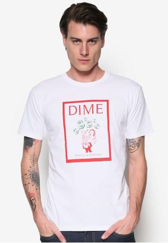 Diesprit 台北me 圖文設計TEE, 服飾, T恤