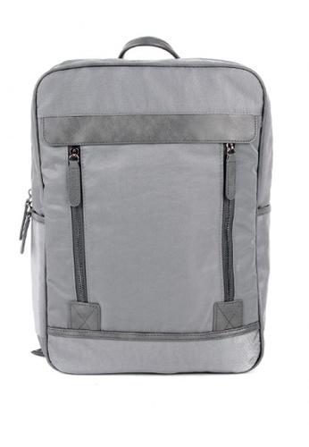 Timeless Manila grey Liam  Backpack 7CB4FAC08D4CEAGS_1