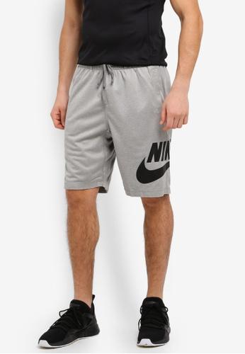 Nike grey Men's Nike SB Dry Shorts NI126SH0STU9MY_1