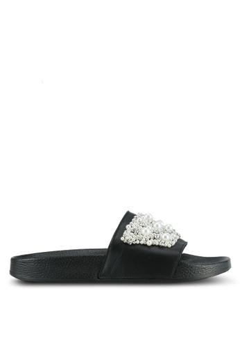 Carvela KG black Kirsty Sandals CA459SH0SCKWMY_1