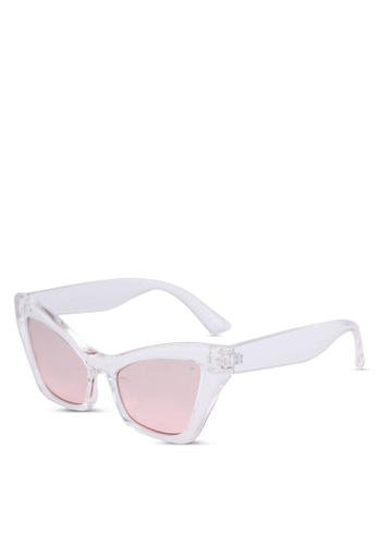 Dusk To Dawn white Diva Sunglasses D6218GL0543DE7GS_1