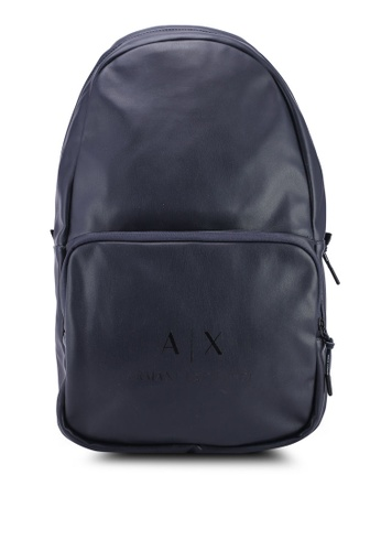e03852f2f29 Buy Armani Exchange Clean Backpack Online on ZALORA Singapore