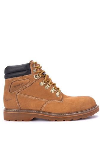 Caterpillar brown CAT-0092 Boots CA367SH0IS6APH_1